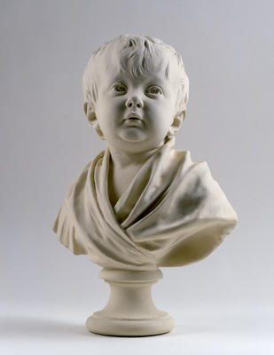 Portrait Bust of Claudine Houdon