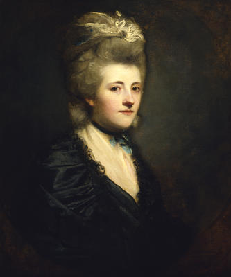 Portrait of Lady Margaret Beaumont