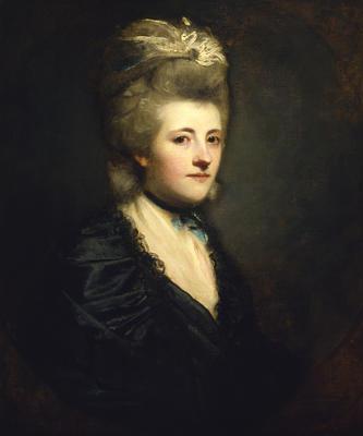 Portrait of Lady Margaret Beaumont