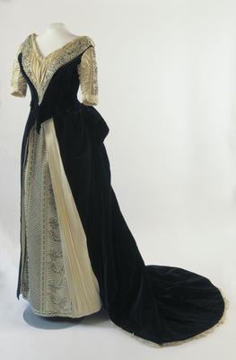 Ball Gown (Lady's Dress)