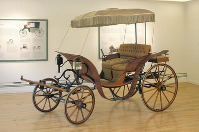 Basket Phaeton Carriage