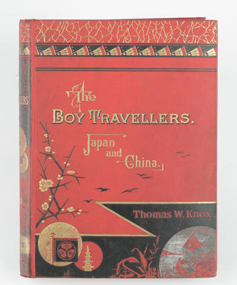 The Boy Travelers in the Far East
