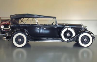 Model K 202A, Sport Phaeton