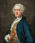Portrait of Honorable John Hamilton
