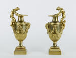 Pair of Ewers and Stands