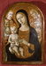Madonna and Child with St. Jerome, St. Sebastian, and Angels