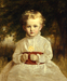 Portrait of Childs Frick as a Child